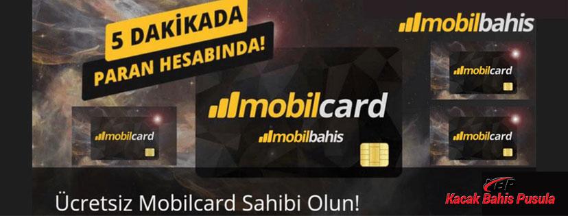 Mobilbahis Mobilcard